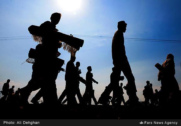 دستبافته های ترکمنی، زینت بخش نماز عید قربان در استان گلستان شد