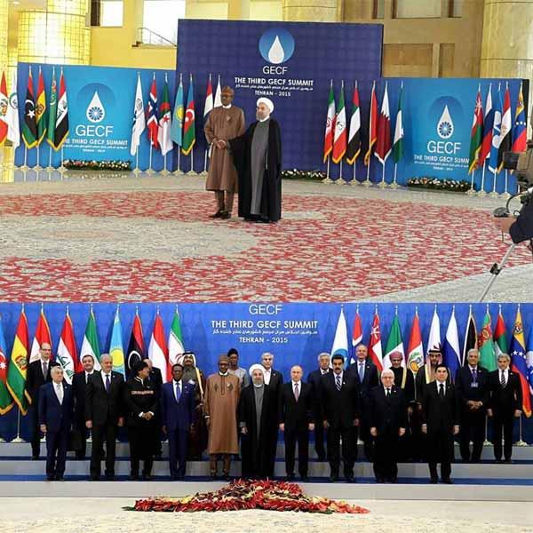 دیپلماسی تدبیر روی قالی ایرانی