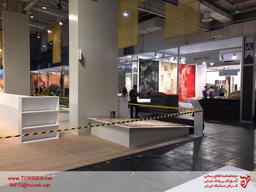 آماده سازی نمایشگاه دموتکس 2016 براى میزبانى بازدیدکنندگان