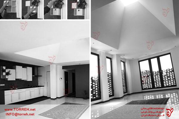 خانه چهلگره   معمار: حبیبه مجدآبادی، علیرضامشهدیمیرزا