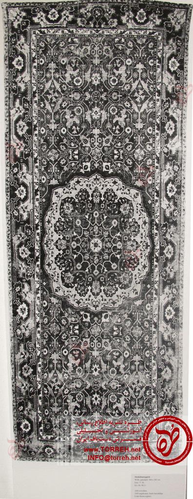 شمال ایران، (212 در 545 سانتیمتر)، اوایل سده هفدهم، به دست آمده در 1890